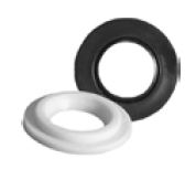 "Retainer Washer; 1-3/16"" x 3/4""; Delrin  ORDER 2 PER BEARING OR WHEEL  (89988)"