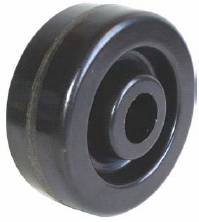 "Wheel; 3-1/4"" x 2""; Phenolic; Plain bore; 1-3/16"" Bore; 2-3/16"" Hub Length; 700#  (88399)"