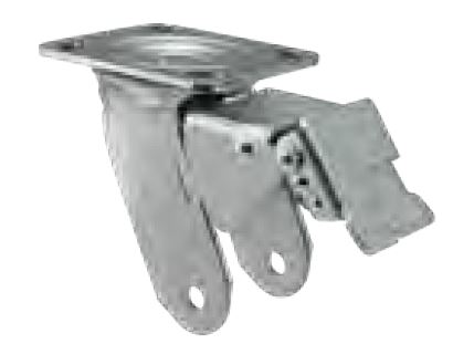 Total Locking Caster Yoke for 2