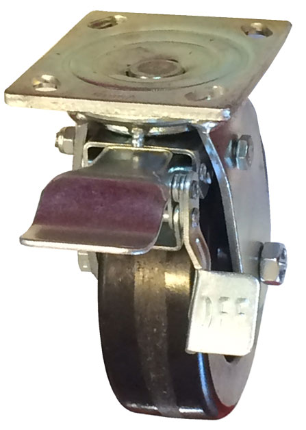 Replacement Caster Yoke